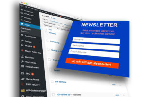wordpress newsletter html mailchimp cleverreach activecampaign